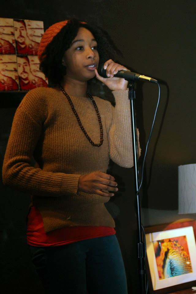 Poet Whitney French