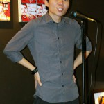 Guitarist Nicholas Ho