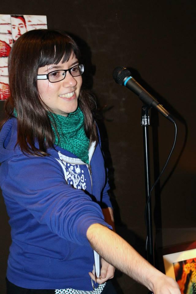 Community Artist Stephanie Brennan