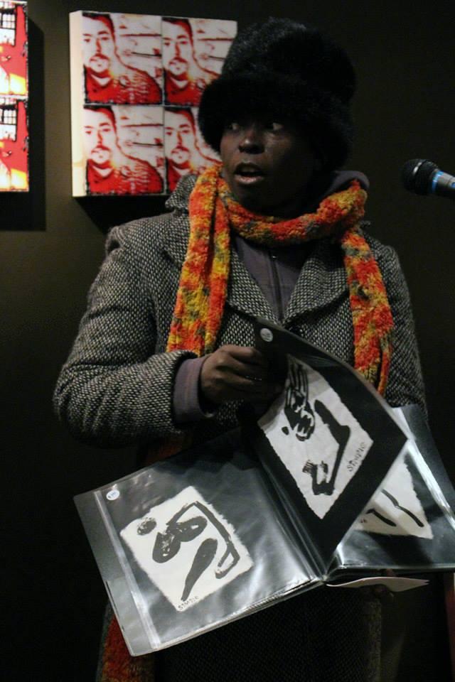 Visual artist Simone Frank